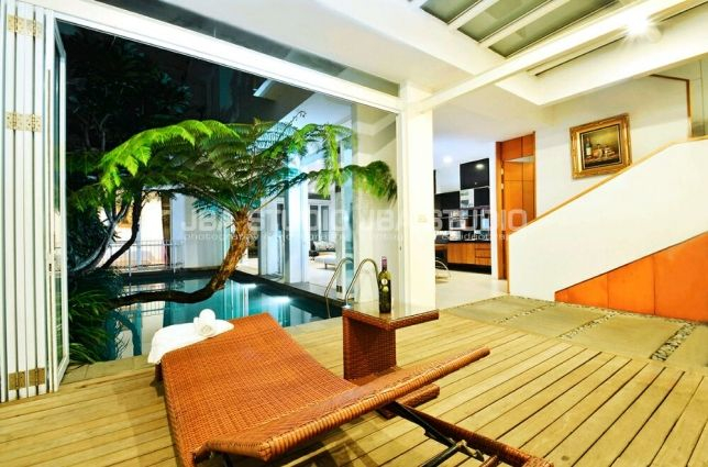 Villa 4 Kamar Dago Resort, Bandung (Amethyst P.17)