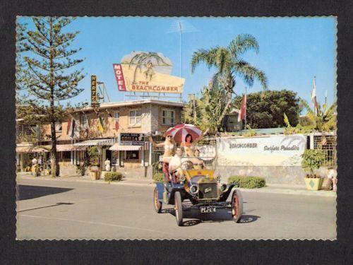 Cavil Avenue, Surfers Paradise 1960s.