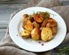 Pommes de terre grenaille au four (facile, rapide) - Une recette CuisineAZ