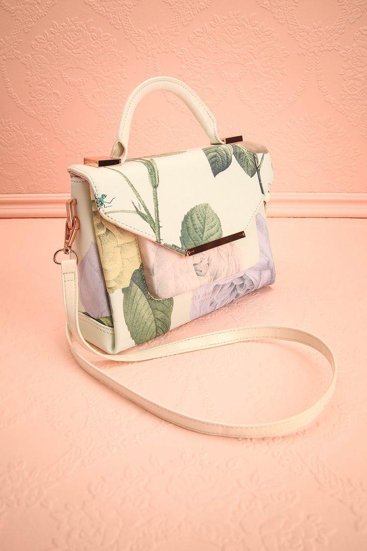 Sonata - Pastel spring floral Ted Baker handbag