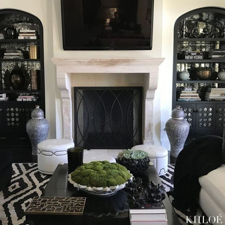 Khloe kardashian home interior design