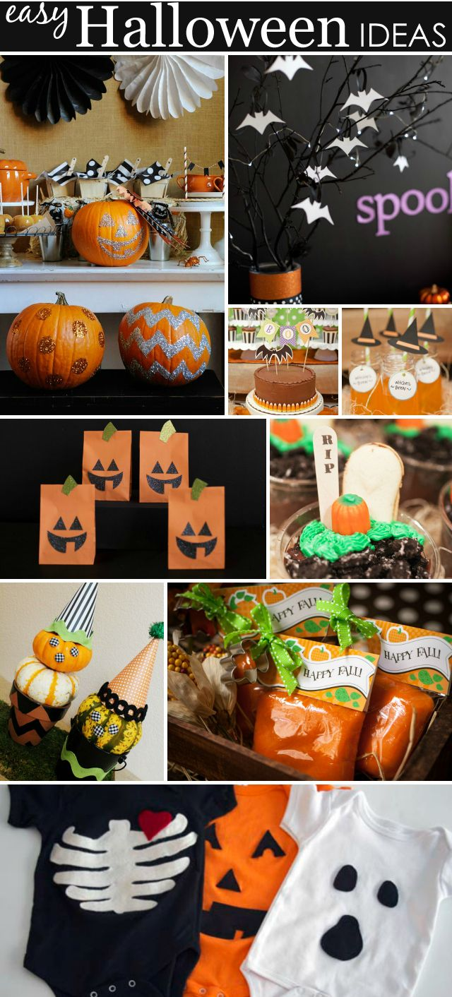 203 best Frugal Halloween Ideas images on Pinterest