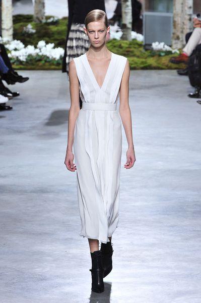 NYFW FW 2014/15 – Boss Women. See all fashion show on: http://www.bmmag.it/sfilate/nyfw-fw-201415-boss-women/ #fall #winter #FW #catwalk #fashionshow #womansfashion #woman #fashion #style #look #collection #NYFW #bosswomen @HUGO BOSS