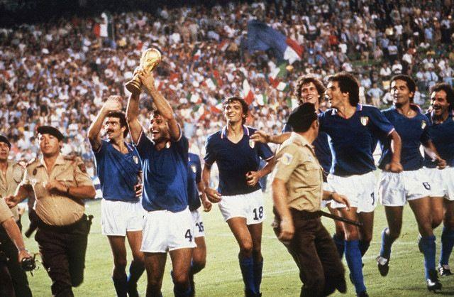 Italia 1982: I Grandi di Spagna - Parte 1