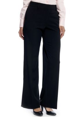 Kim Rogers Black Perfect Fit No Gap Trouser