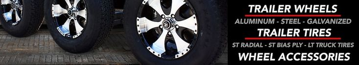 Cheap Trailer Wheels And Tires