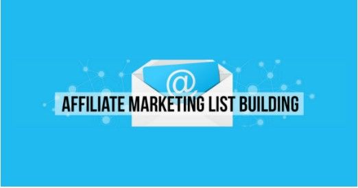 '7 Steps To Build A 10K+ Person Affiliate Marketing Email List' training