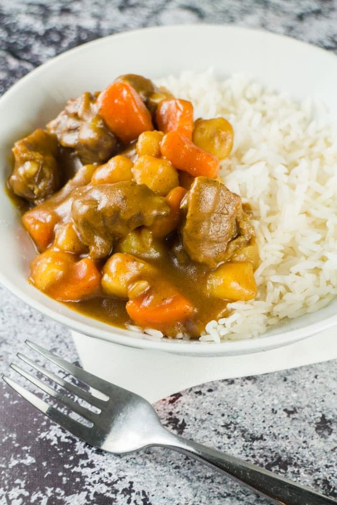 Japanese Curry Recipe Curry Japanese Curry Tasty Dishes