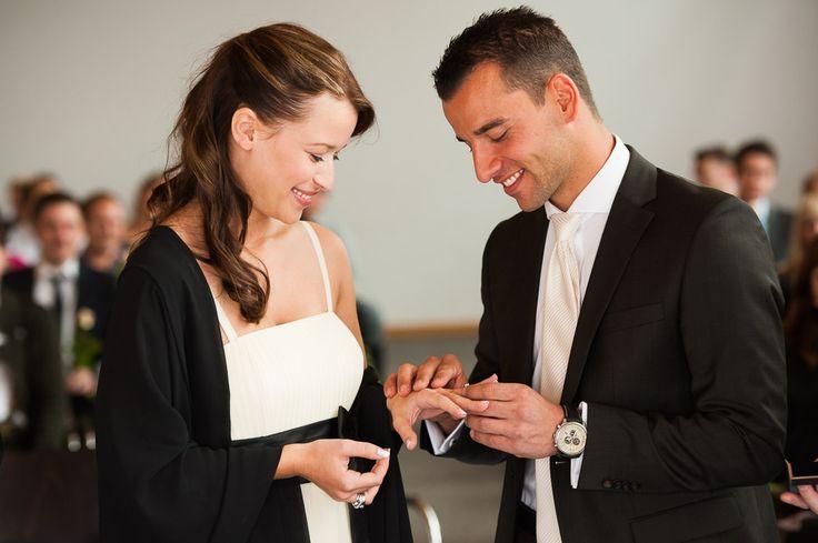 Bilder von der Standesamtlichen #Hochzeit auf der #Zugspitze