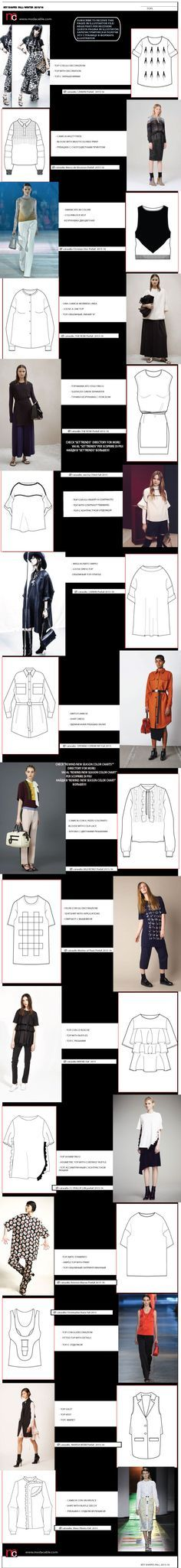 Key Shapes FW 2015-16 PopUp ModaCable.com
