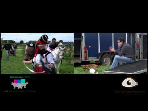 Tullamore Show 2013 Official Video See you there at the Mid Ireland Tourism stand. Sunday 10th August 2014