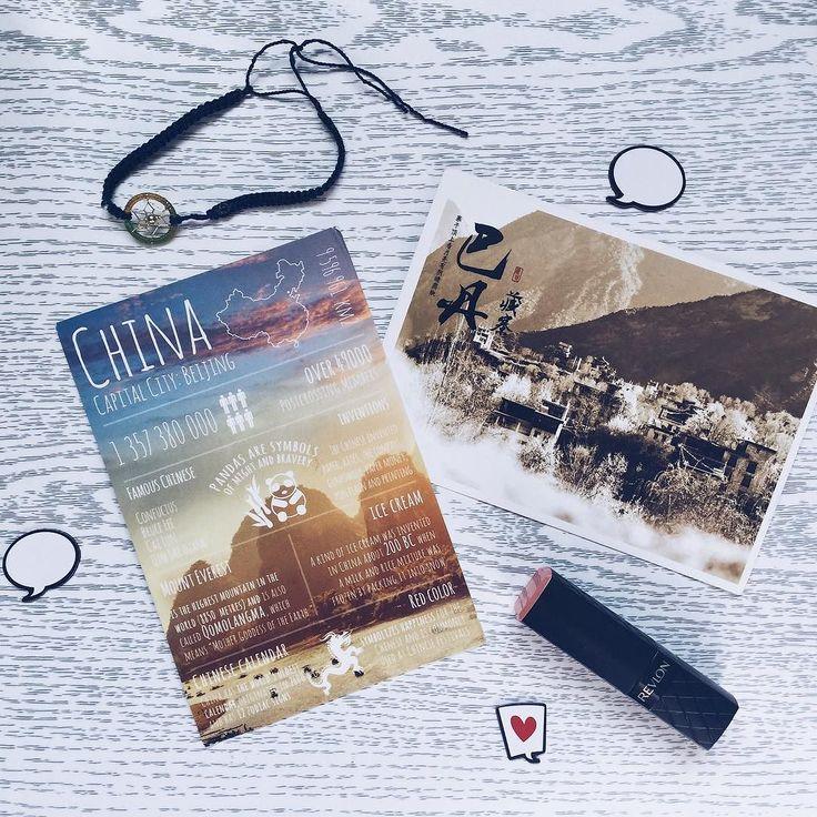Cudowne nowości  Obie z Chin  W te wakacje chcę poznać ten kraj trochę lepiej. Na razie z książek i filmów a może w przyszłości osobiście  A Wy macie jakieś plany na wakacje związane z poszerzaniem wiedzy? Jestem bardzo ciekawa #penpalspoland #postcards #postcard #pocztówka #pocztówki #incomingmail #postcrossing #postcrossingofficial #postcrossingswap #china #chiny #gfpostcard #pozdrowieniaz #wymiana #poczta #post