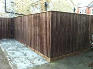 Close Board Fence Sizes