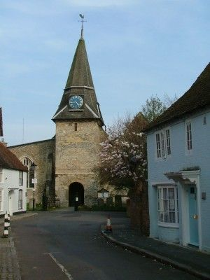 Titchfield, Hampshire, England – my ancestors lived there