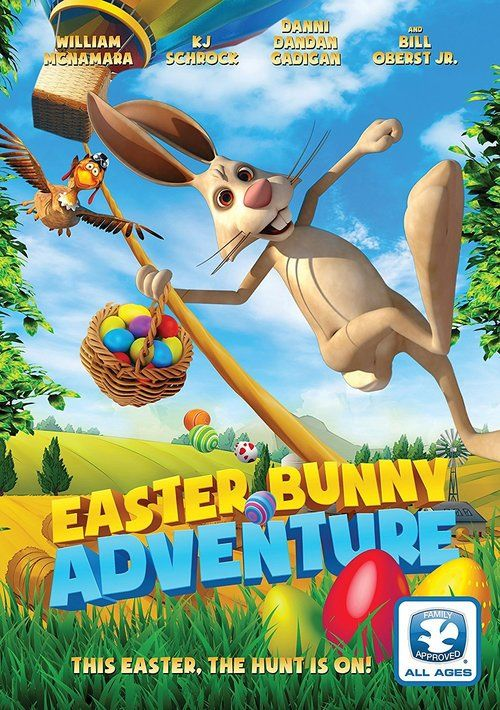 Watch Easter Bunny Adventure (2017) Full Movie Online Free