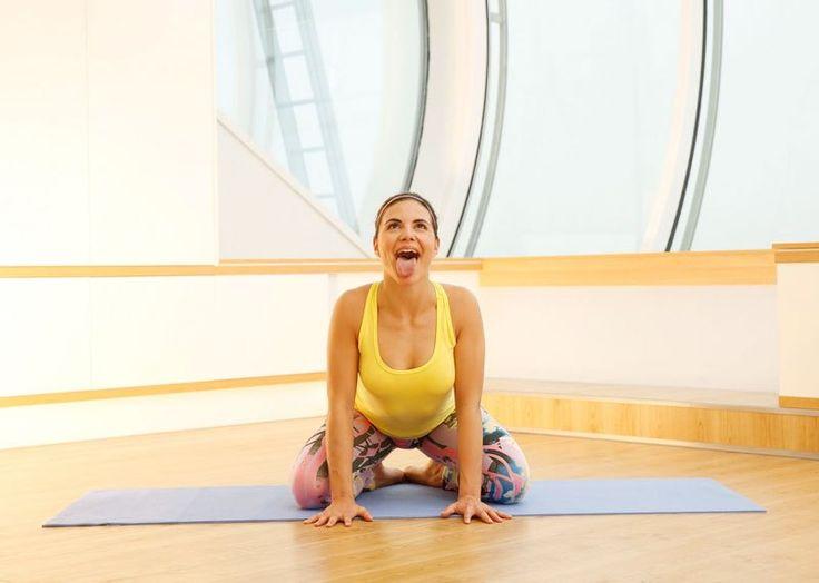 How to do Simhasana (Lion Pose) & it's Benefits