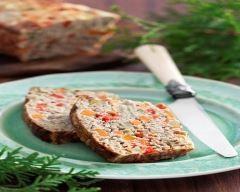 pain de viande boursin