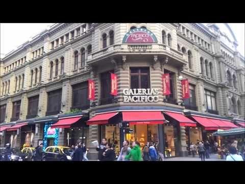 Ciudad de Buenos Aires en 15 minutos - YouTube