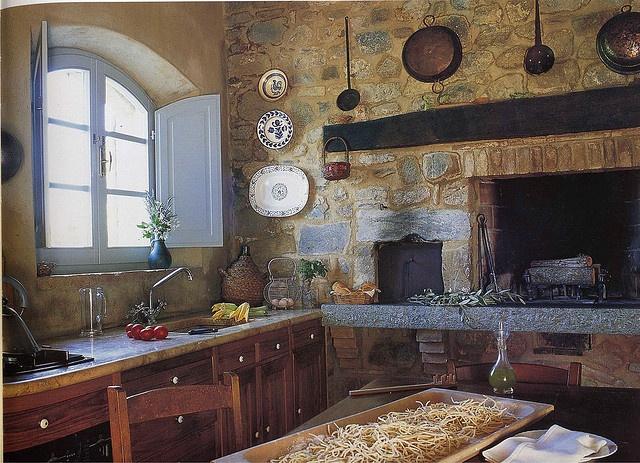 Kitchen Fireplace Wish List My Style Pinterest