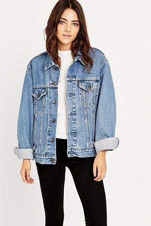 98 best Styles images on Pinterest   Jean jackets, Denim jackets and ... bb8ab737abf