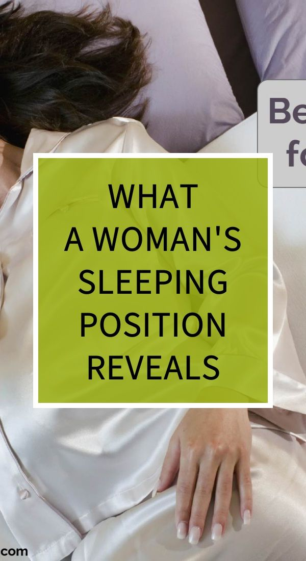 What A Woman S Sleeping Position Reveals Herbal Remedies Herbal Cure Health And Wellness Center