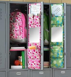 activities for kids How to Organize Your School Locker {6 tips} photo