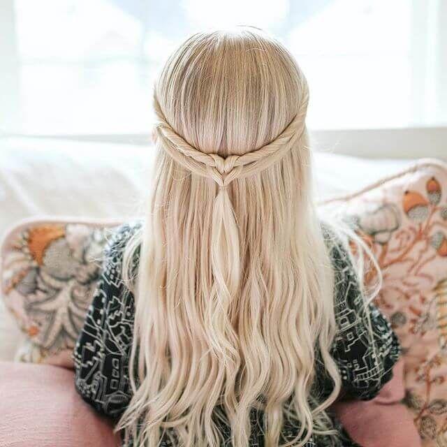 Comment Avoir Les Cheveux Platine