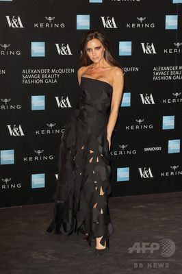 Fashion Express FF: ヴィクトリア・ベッカム、「大事なのはガールパワー」