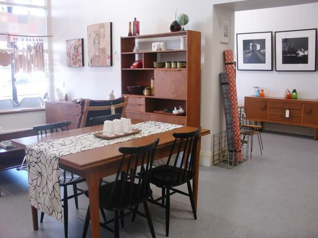 Adelaide Vintage Stores - My Modern Nest. Great for retro finds