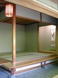 Inside the Tea House at the Portland Japanese Garden. (Photo by David M. Cobb) #portlandjapanesegarden