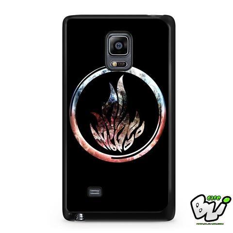Planet Divergent Dauntless Samsung Galaxy Note Edge Case