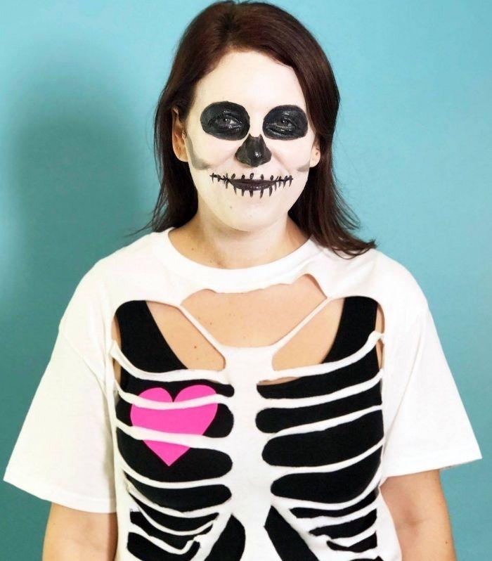 Deguisement Adulte Halloween A Faire Soi Meme.1001 Exemples Excellents Pour Un Deguisement Halloween Fait Maison Deguisement Halloween Fait Maison Deguisement Halloween Facile A Faire Deguisement Fait Maison