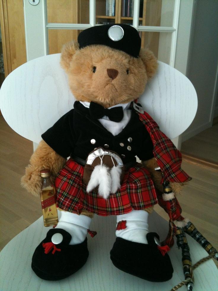 The next king of Scotland