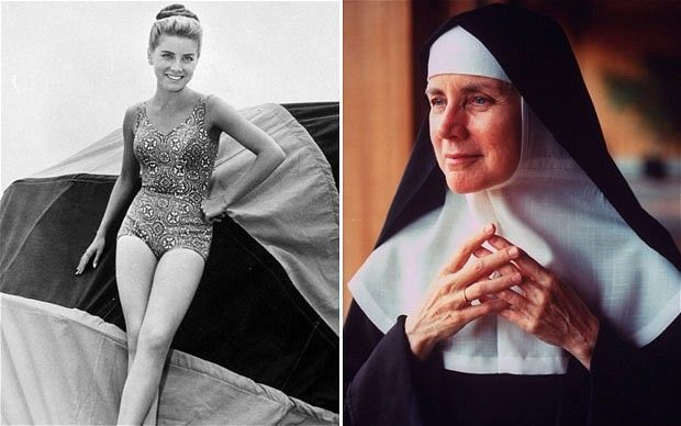 Dolores Hart gave up the promise of film world fame to become a nun