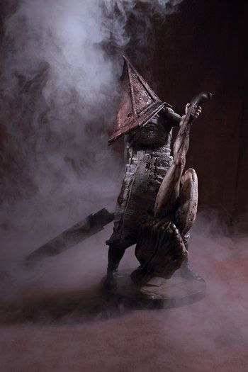 Silent Hill 2 Red Pyramid Thing 1/6 Scale Statue (Re-run) 1