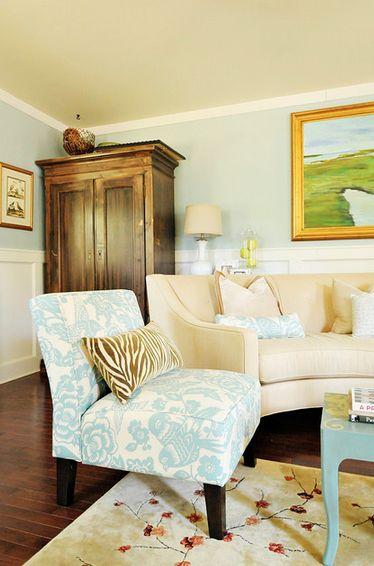 Contemporary Beach Living Room   Traditional   Living Room   Charleston    By Julia Ryan