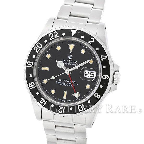 ロレックス GMTマスター 黒黒ベゼル N番 16700 ROLEX 時計