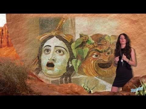 Storia - Il teatro nella cultura classica ateniese - Repetita - YouTube