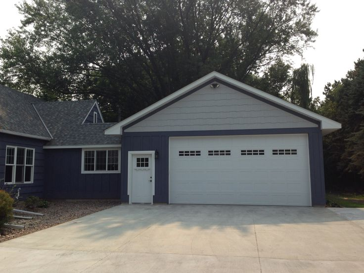 Recently attached garage with a mud room breezeway and for Attached garage plans with breezeway