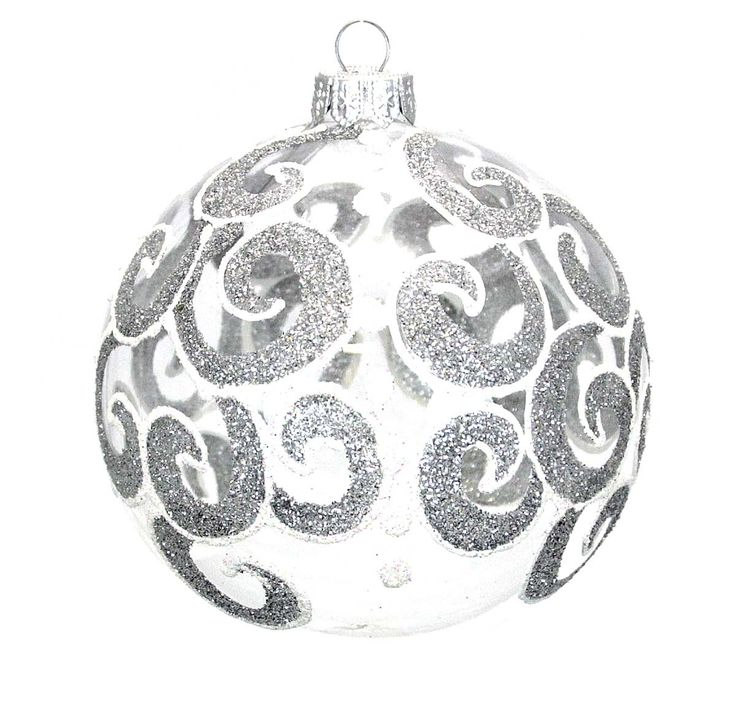 """Ukraine Ornaments Style 1036 4"""" Diameter Handcrafted in Ukraine, ornaments from Elite Ornaments are unlike any other in the world. Each ornament is blown and shaped by skilled artisans before being ha"""