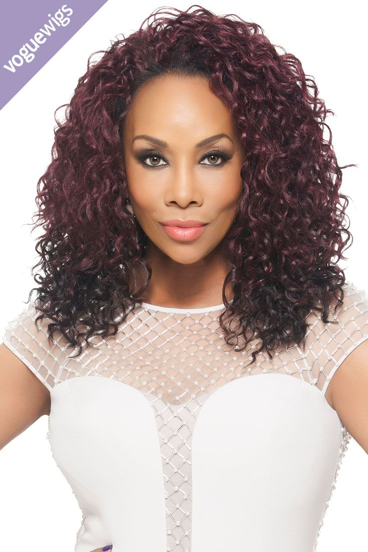 FHW-YANEI  Tight, spiral curls will give you extra style and sass! Try the Yanei by Vivica Fox to get the look.