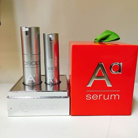 With the purchase of any ASAP Serum, receive another TRAVEL size serum for only $10 more! Perfect for travelling or great little gift ideas!