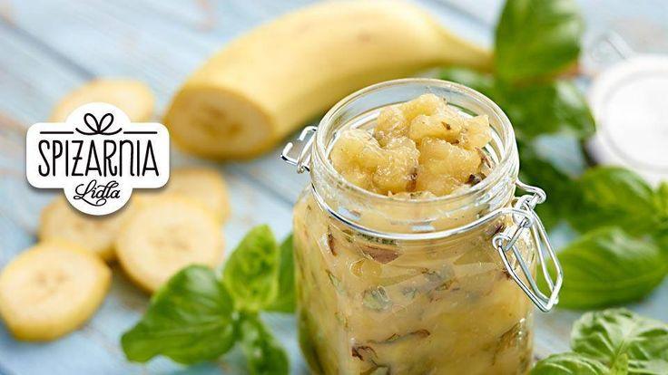 Oryginalny i intrygujący przepis na dżem bananowy z bazylią. Przekonaj się, jak…