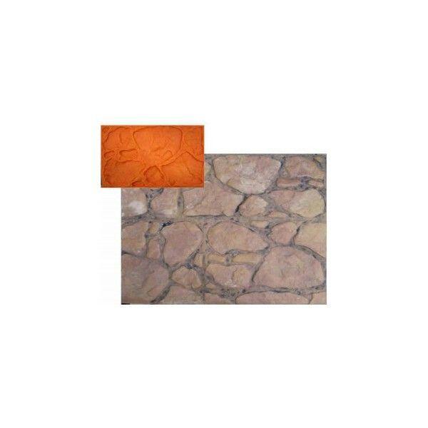 Stampi per muro stampato