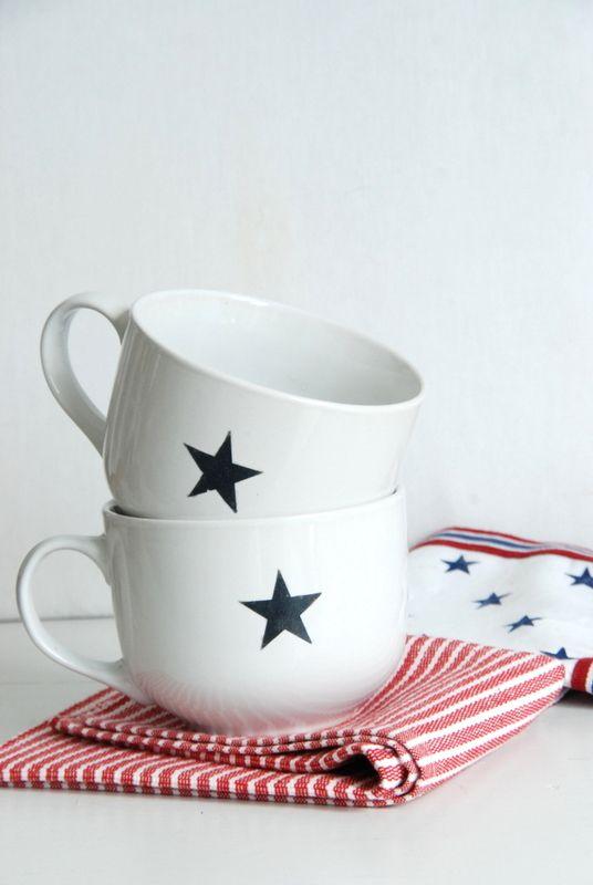 star mug