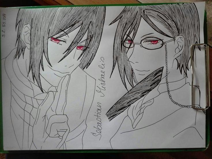 Sebastian and Sebastian from book of atlantic