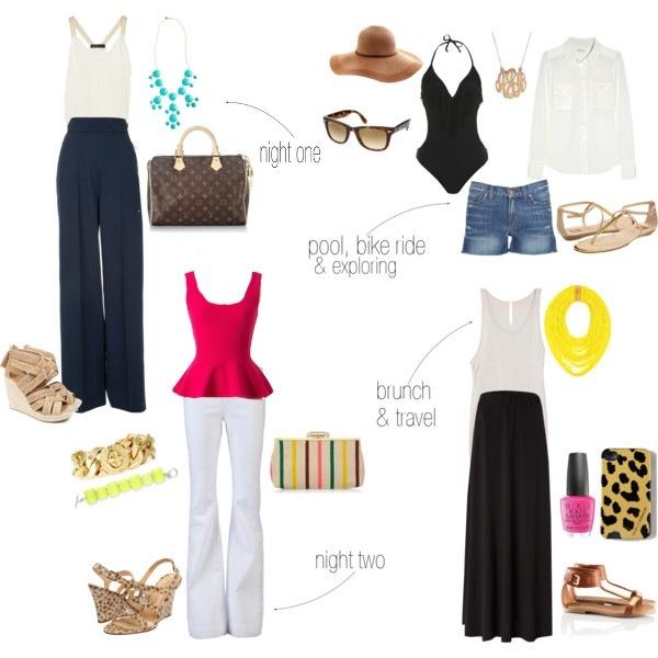 great vacation wardrobe!: Honeymoon Hawaii, Hawaii Outfits, Traveling Tips Packing Outfits, Vacation Wardrobe, Vacation Outfits, Vacations, Packing Ideas, Packing Tips