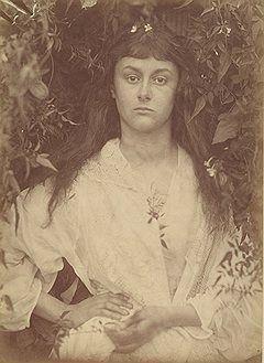 """""""Помона (Алиса Лидделл)"""", 1872 год"""