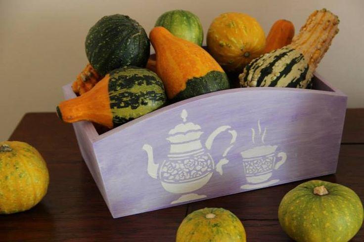 Pojemnik na chleb lub inne drobiazgi w Motilove na DaWanda.com