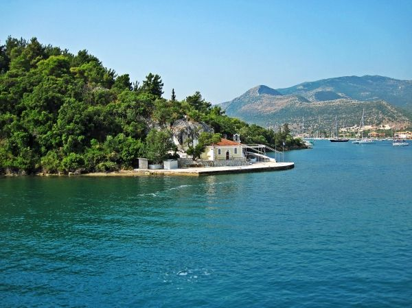 Nidri Lefkada island - Greeka.com   Greece   Greek islands